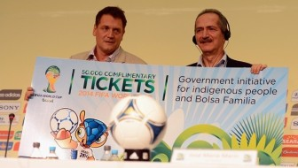Finally! Road To Brazil World Cup Ticket Information
